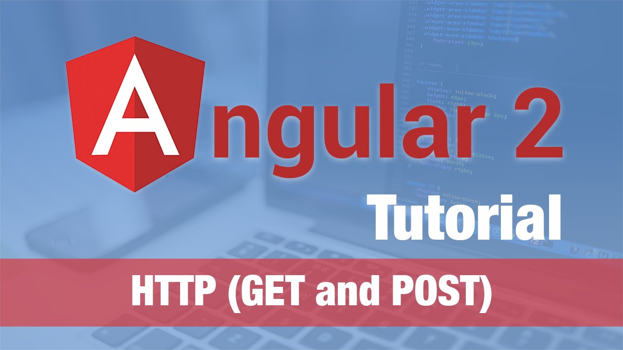 angular 2 tutorial 2016 http get and post to restful service youtube