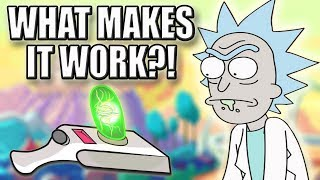 Rick and morty theory | what powers ricks portal gun?