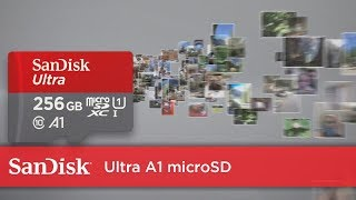 Ultra A1 microSD | Official Product Overview
