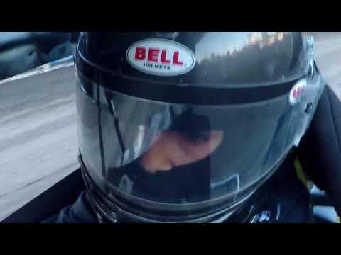 Plaza Park Raceway 4/20/18 Jr Sprint Hot Laps GoPro