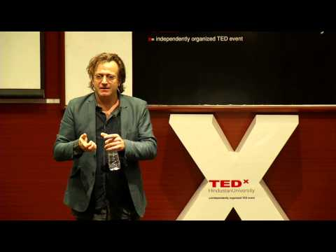 The New Generation-Generation Einstein: Jeroen Boschma at TEDxHindustanUniversity