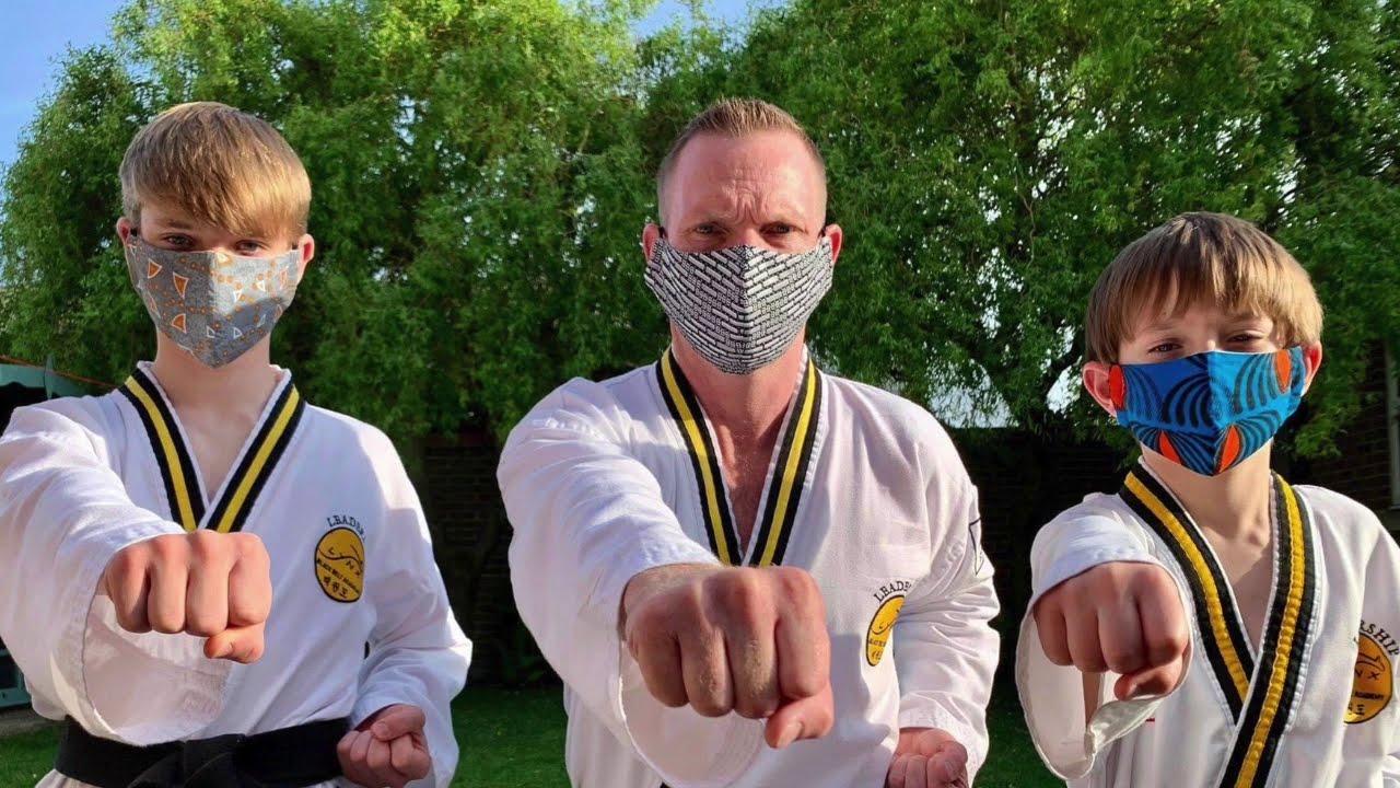 Lynx Black Belt Leadership Academy End Of Year Awards 2020 Youtube