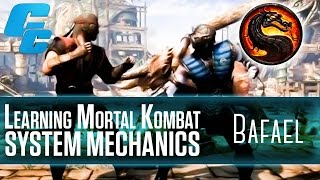 Learning Mortal Kombat X, Part 1: System Mechanics (theory) by Bafael @Bafael1