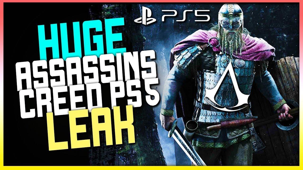 HUGE ASSASSIN'S CREED RAGNAROK PS5 LEAK - GAME IS MASSIVE! thumbnail