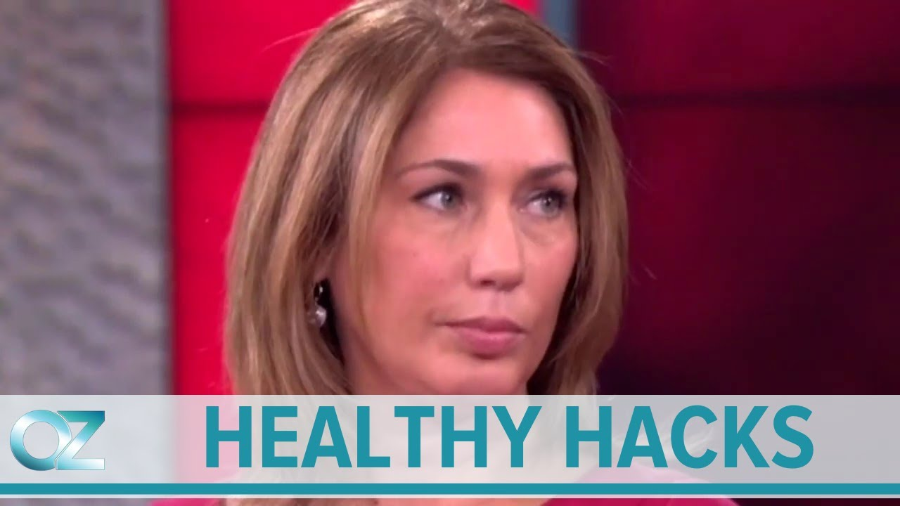 3 Lifesaving Cancer Tests – Dr Oz's Healthy Hacks