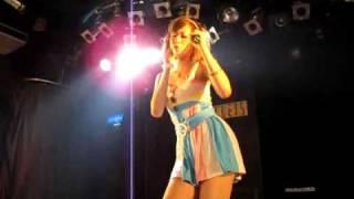 5/15のライブの動画.
