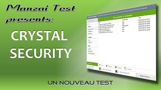 [Test Musical] Crystal Security BETA 3.5.0.98