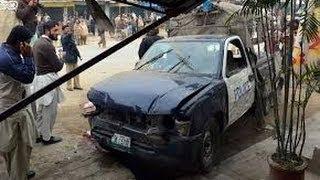 Dunya News - Six policemen, child killed in Charsadda blast