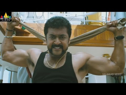 Back to Back Action Scenes   Vol 18   Telugu Latest Fight Scenes   Sri Balaji Video