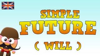 SIMPLE FUTURE (WILL) - INGLÉS PARA NIÑOS CON MR.PEA - ENGLISH FOR KIDS
