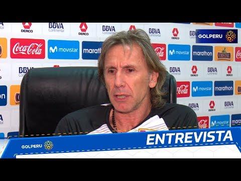 Ricardo Gareca: 'Russo es uno de los mejores técnicos del fútbol argentino'