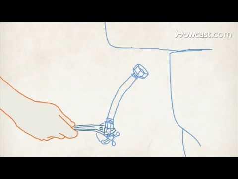 """Πώς θα φτιάξετε ένα καζανάκι που """"τρέχει""""?--How to Fix a Toilet Leak Low"""