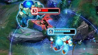 COMPLETE JUNGLE TAKEOVER - Best 200IQ Invades - League of Legends Montage
