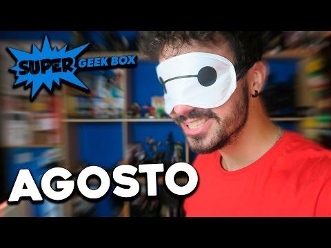 SUPER GEEK BOX