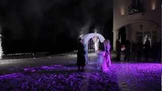 Торжественная выездная регистрация свадьбы от VolenteDeo