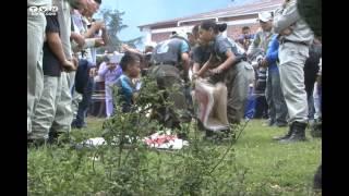 En la Ciudad Blanca se realizó el Cadete de Acero. (Noticias Ecuador)