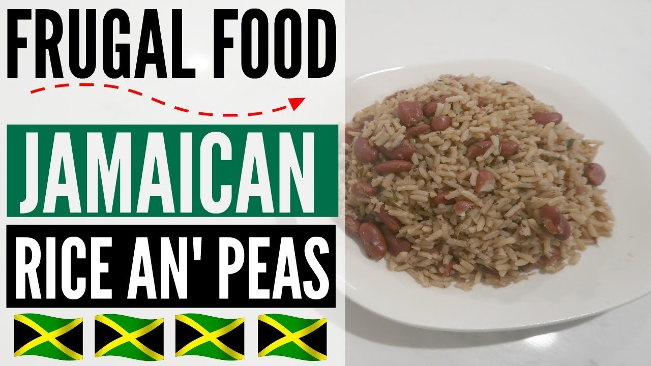 Cooking rice and peas jamaican style dresses