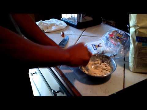 Video Homemade catfish dough bait