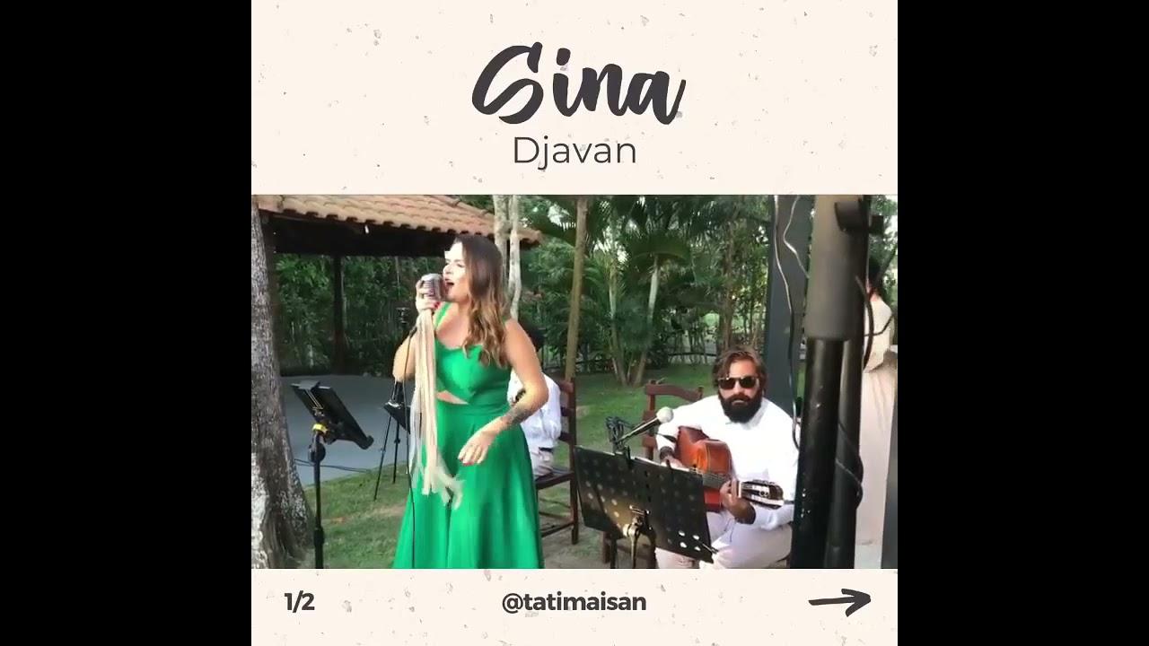 Sina por Tati Maisan | AO VIVO - Música para Casamento ES