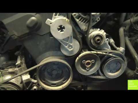 Замена ремня ГРМ VW Passat b5. Пошаговое видео. Часть 1. Разборка. Снятие. Осмотр.