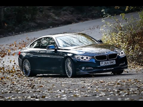 Subscribe to the channel now: http://smarturl.it/autocar The D4 Biturbo is Alpina's follow up to the stunning D3. It's capable of reaching 60mph in 4.6 seconds and ...