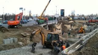 Строительство метро на Троещину