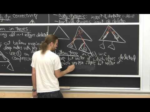 20. Dynamic Graphs II