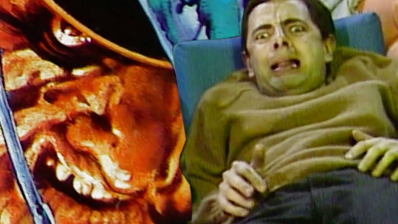 HORROR Bean | Funny Clips | Mr Bean Comedy