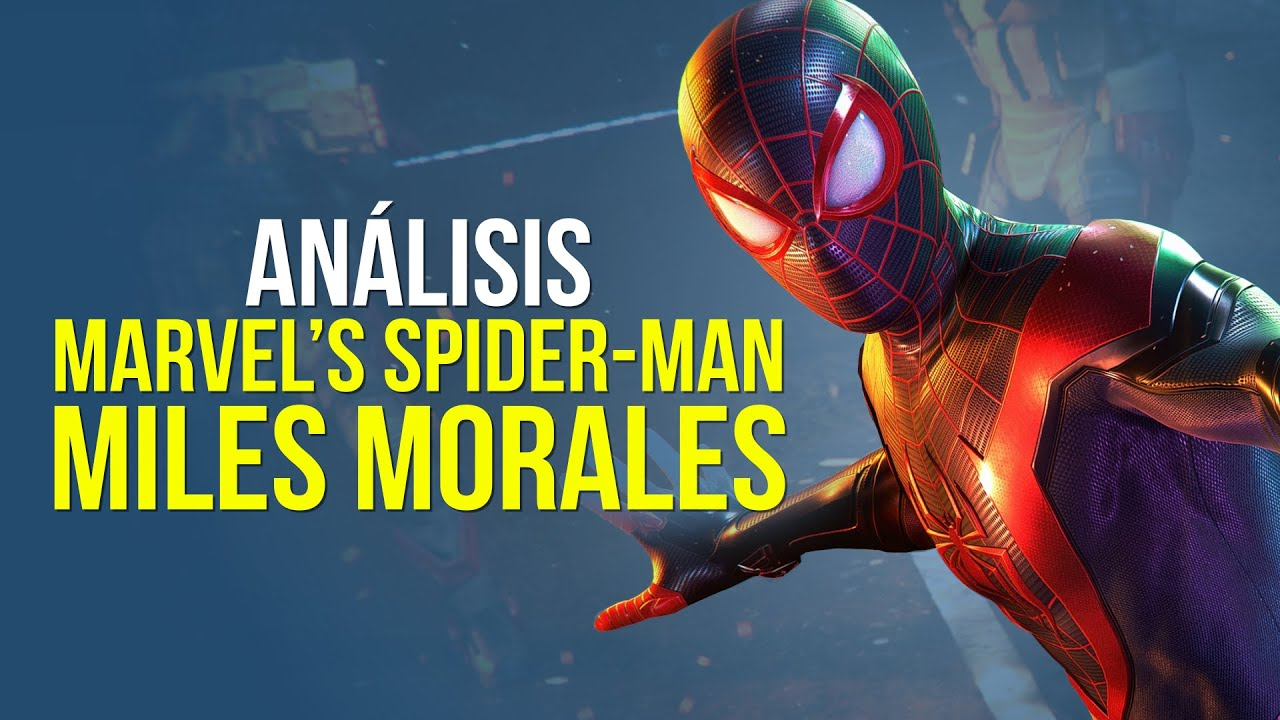 MARVEL'S SPIDER-MAN MILES MORALES, análisis en PLAYSTATION 5 con GAMEPLAY 4K