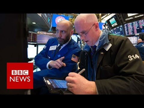 US market meltdown explained - BBC News