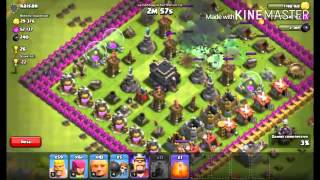 Clash of Clans ITA-Attacco terrestre-Gameplay ITA