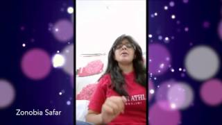 The Breakup Song Challenge,Sing with Jonita Gandhi