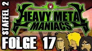 Heavy Metal Maniacs - Folge 17: Das Metal-Verbot, Teil 1