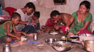 Village life is better than urban life ll Delicious organic village food recipe