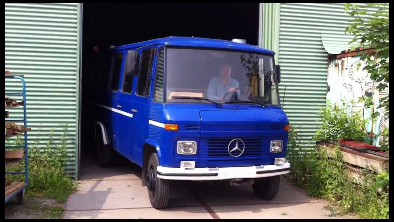 Mercedes L Diesel