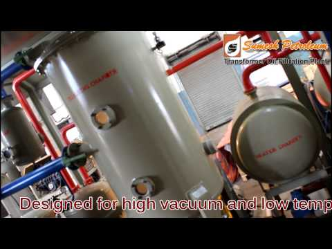 Transformer Oil Filtration Plants, Transformer Oil Filter Machine