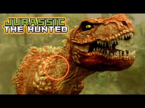 THE RED REX - Jurassic : The Hunted   Ep2   HD