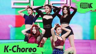 [K-Choreo 8K] 있지 직캠 '(DALLA DALLA)' (ITZY Choreography) l @MusicBank 210625