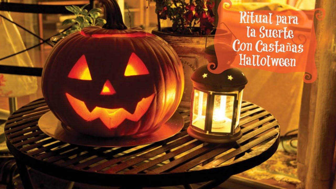 Ritual de halloween para la suerte con casta as youtube - Ritual para la suerte ...