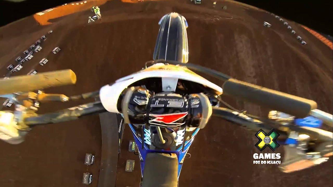 motocross x games 2013