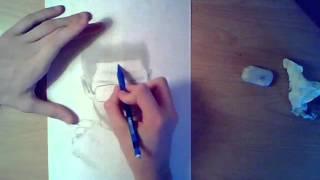 Ben drawing 1.3 #Kid Cudi