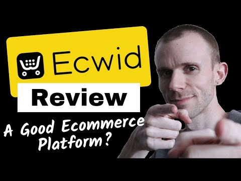 Ecwid Review (2020) - A Good Alternative To Wix And WooCommerce?