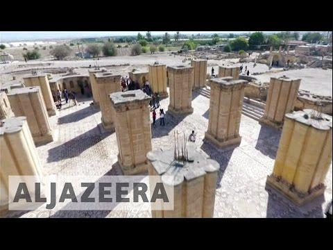 Palestine to restore ancient mosaic floor