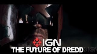 Karl Urban on the Future of Judge Dredd