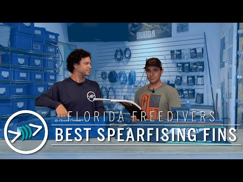 Best Fins For Freediving And Spearfishing 2020 - Florida Freedivers