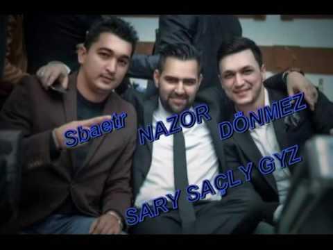 S.Beater Ft Azat Donmezow Ft Nazir Habibow - Sary Sachly Gyz