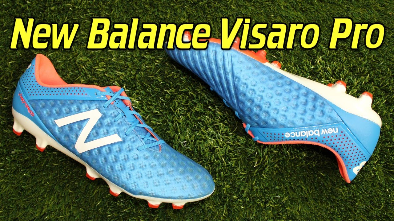 c4321cc7 New Balance Visaro Pro Bolt/Flame - Review + On Feet