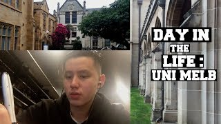 Gambar cover A DAY IN THE LIFE OF A COLLEGE STUDENT: University of Melbourne