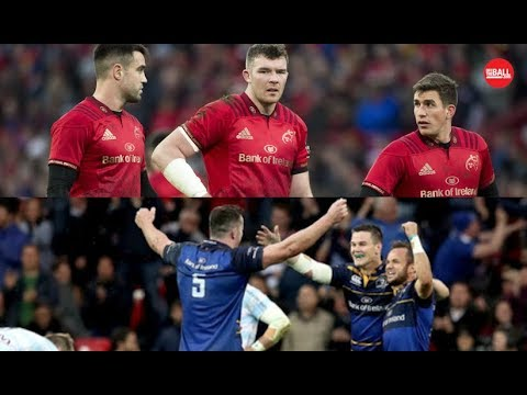 Reddan and Quinlan: Munster's shot at the Champs, Leinster's call at 10