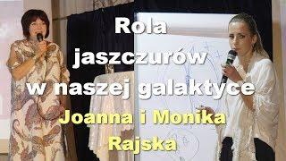 Rola jaszczurów w naszej galaktyce - Joanna i Monika Rajska